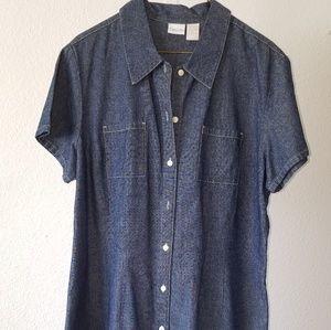 Cherokee Jean Dress